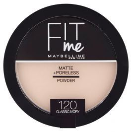 Maybelline Fit Me Matte pudr Classic Ivory 1