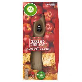 Air Wick Freshmatic automatický strojek + náplň čerstvě upečený jablečný koláč 250 ml