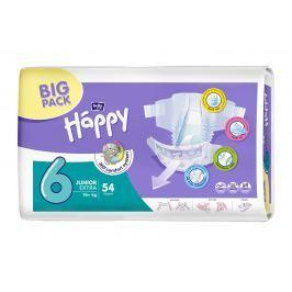 Happy plenky Junior Extra BIG PACK 54 ks