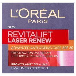 L'Oréal Paris Revitalift Laser Renew SPF 20 denní krém proti vráskám 50 ml