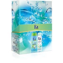 FA Coconut Water & Fresh Jasmine dárková sada 250 ml + 150 ml