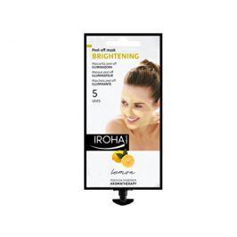 Iroha rozjasňující aromaterapeutická slupovací maska s citrónem 25 g