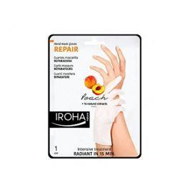 Iroha regenerační maska na ruce a nehty sbroskvovým sérem  2 x 9 ml