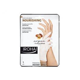 Iroha vyživující maska na ruce a nehty s arganovým olejem 2 x 9 ml