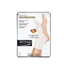 Iroha vyživující maska na nohy a nehty s arganovým olejem 2 x 9 ml