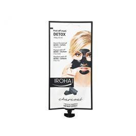 Iroha čisticí slupovací maska s dřevěným uhlím 25 g