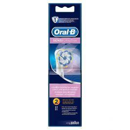 Oral B náhradní hlavice pro zubní kartáček EB 17 Sensitive 2 ks