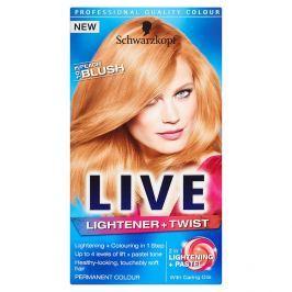 Schwarzkopf Live Lightener & Twist barva na vlasy Peach Blush 103  50 ml