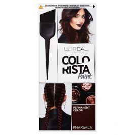 L'Oréal Paris Colorista Paint permanentní barva Marsala 5.15