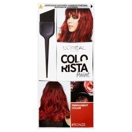 L'Oréal Paris Colorista Paint permanentní barva Ronze 6.66