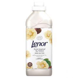 Lenor Shea Butter aviváž, 25 praní 750 ml
