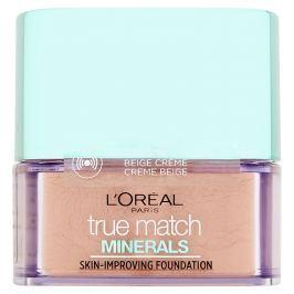 L'Oréal Paris True Match Minerals minerální pudr 3N Beige Cream, 10 g