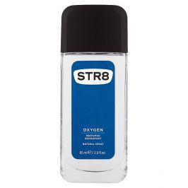 STR8 Oxygen natural deodorant s rozprašovačem 85 ml