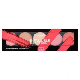 L'Oréal Paris Infaillible paletka tvářenek 001 Pinks