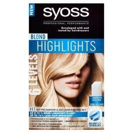 Syoss barva na vlasy Blond Highlights H1, 95 ml