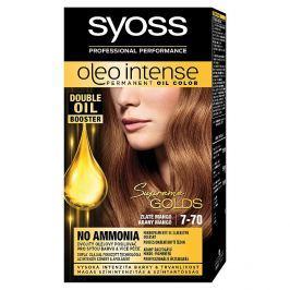 Syoss Oleo Intense olejová barva 7-70 Zlaté mango, 50 ml