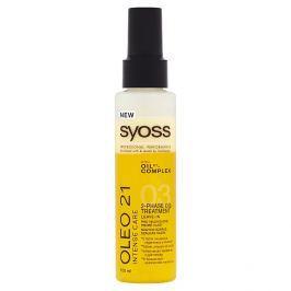 Syoss Oleo 21 Intense Care dvoufázová olejová regenerace  100 ml