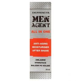 Dermacol Omlazující gelový krém a balzám po holení Men Agent (Anti-Aging Moisturiser After Shave)  50 ml
