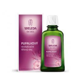 Weleda pupalkový revitalizační tělový olej  100 ml