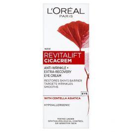 L'Oréal Paris Revitalift Cica oční krém 15 ml