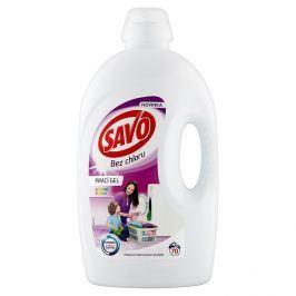 SAVO prací gel barevné prádlo 70 praní 3,5 l