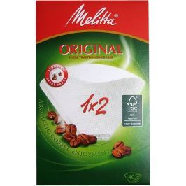 Melitta Original filtry velikost 2, 40 ks