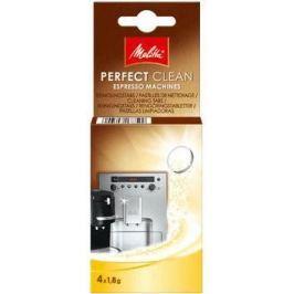 Melitta perfect clean čisticí tablety pro espresso kávovary a kapslové přístroje všech značek  4x 1,8g