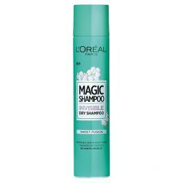 L´Oréal Paris Magic Shampoo Sweet Fusion suchý šampon pro objem vlasů 200 ml