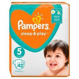 Pampers Sleep&Play V5, 11–16 kg 42 ks