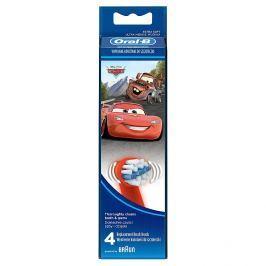 Oral-B Kids kartáčkové hlavice Auta 4 ks