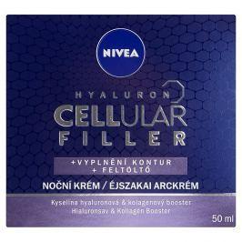 Nivea noční vyplňující krém Hyaluron Cellular Filler 50 ml