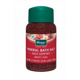 Kneipp koupelová sůl Dobrý pohyb 500 g