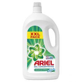 Ariel Mountain Spring XXL tekutý prací prostředek, 70 praní 3,85 l
