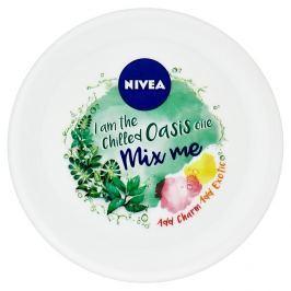 Nivea Soft Mix Me Chilled Oasis svěží hydratační krém 100 ml