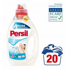 Persil gel Sensitive, 20 praní 1000 ml