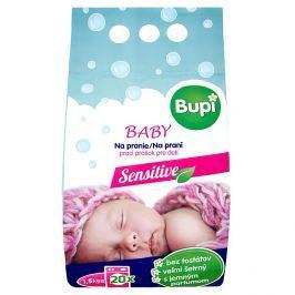 Bupi Baby prací prášek Sensitive, 20 praní 1500 g