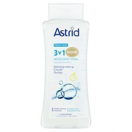 Astrid Fresh Skin micelární voda 3 v 1 pro normální a smíšenou pleť 400 ml