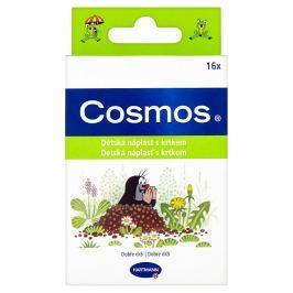 Cosmos Kids náplast s krtečkem 16 ks