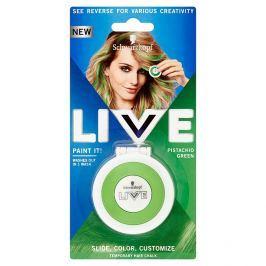 Schwarzkopf live Paint It Shamrock Green křída na vlasy 50 ml
