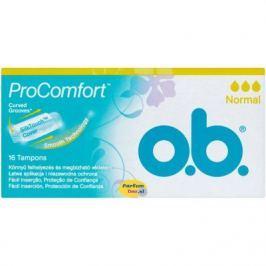 O.B. ProComfort Normal tampony 16 ks