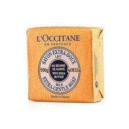 LOccitane En Provence Extra jemné mýdlo Shea Butter Milk  100 g