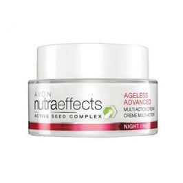 Avon noční krém s omlazujícím účinkem Nutraeffects  50 ml