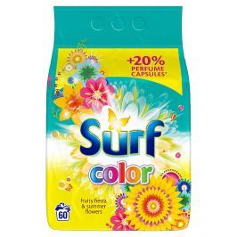 Surf Color fruity fiesta prací prášek, 60 praní 4,2 kg