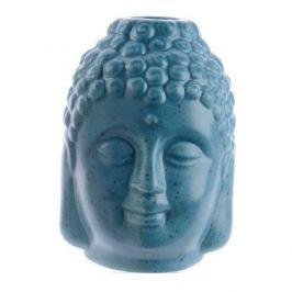 Váza Buddha modrá, 11,5 cm