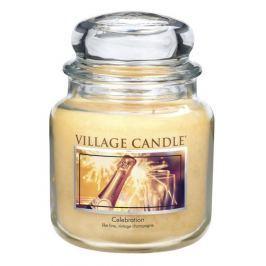 Village Candle Vonná svíčka ve skle, Oslava - Celebration, 397 g, 397 g