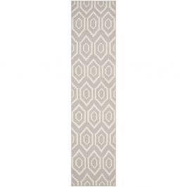 Vlněný koberec Casablanca, 76x182 cm