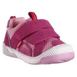 Reima Dívčí tenisky Knappe - růžové