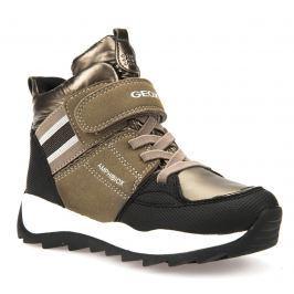 Detail zboží · Geox Dívčí zimní boty Orizont - zlaté 4369046413