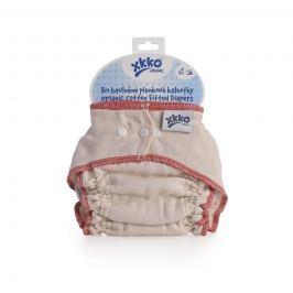 XKKO Plenkové kalhotky Organic - Natural Velikost M