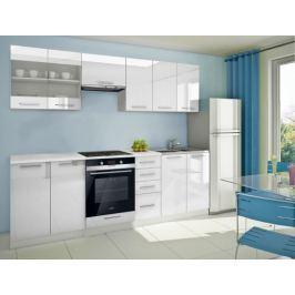 Mondeo - kuchyňský blok E 260 cm